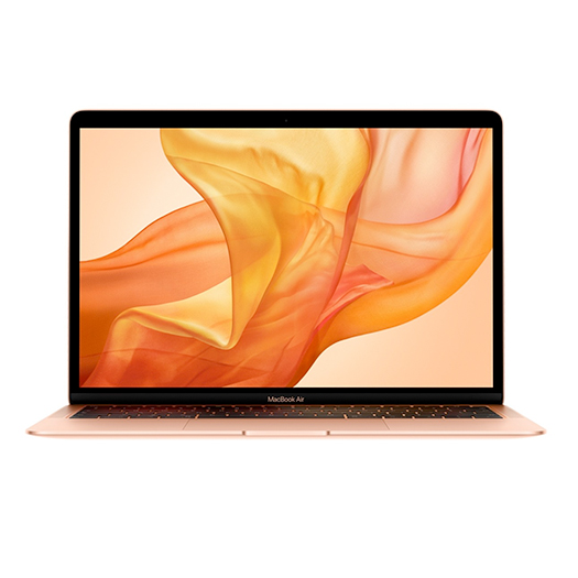 Apple MacBook Air 13 inch 1.6Ghz Dual-Core 128GB Gold