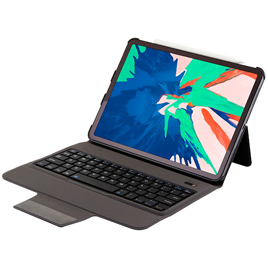 Body Glove Bluetooth Keyboard Case For Apple iPad Pro 11 inch Black