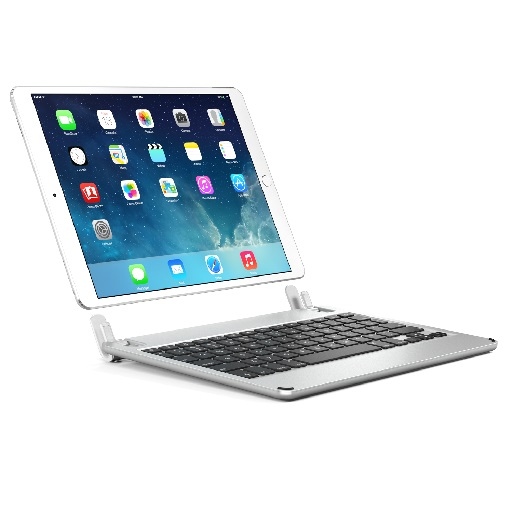 Brydge Keyboard For 10.5 inch iPad Pro Silver