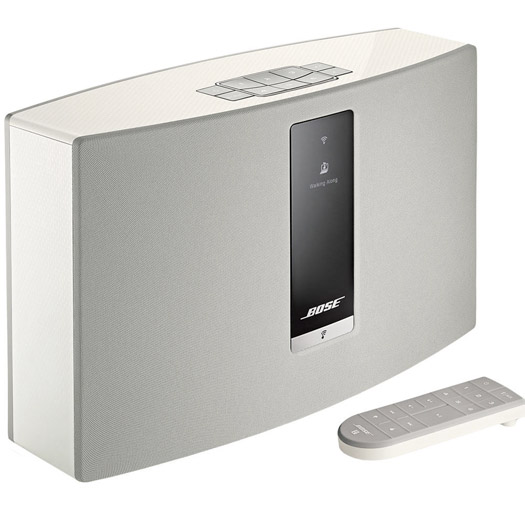 Bose SoundTouch 20 Series III Wireless Music System White