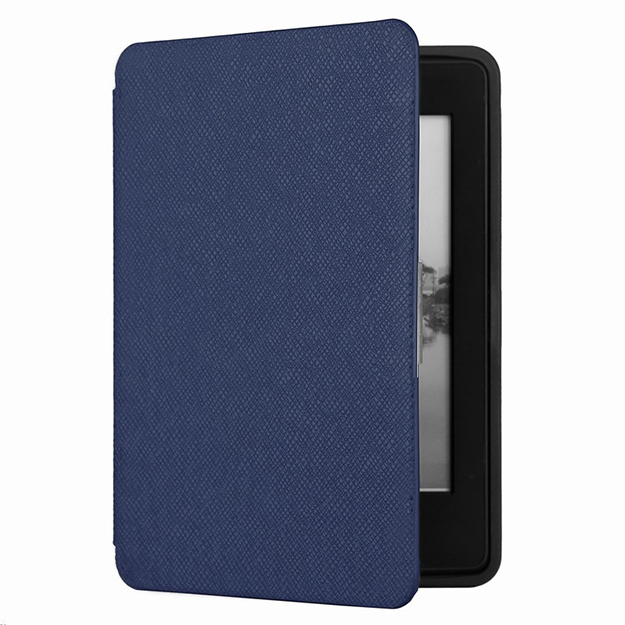 Generic Cover For Amazon Kindle Paperwhite Waterproof Dark Blue (10th Gen - 2018 Model)