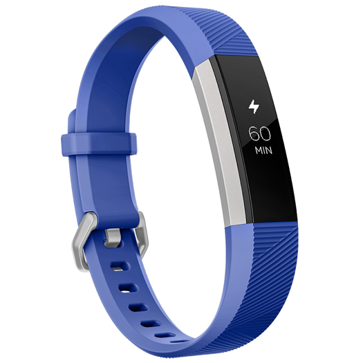 Fitbit Ace Kids Wristband Electric Blue/Stainless Steel