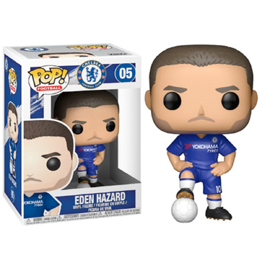 Funko Pop! Football Chelsea - Eden Hazard