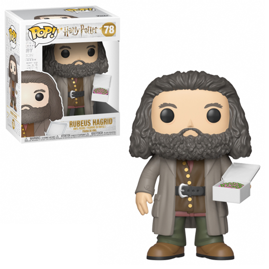 Funko Pop! Movies Harry Potter S5 - Hagrid With Cake (6 inch)