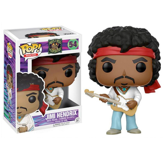 Funko Pop! Music - Jimi Hendrix Woodstock