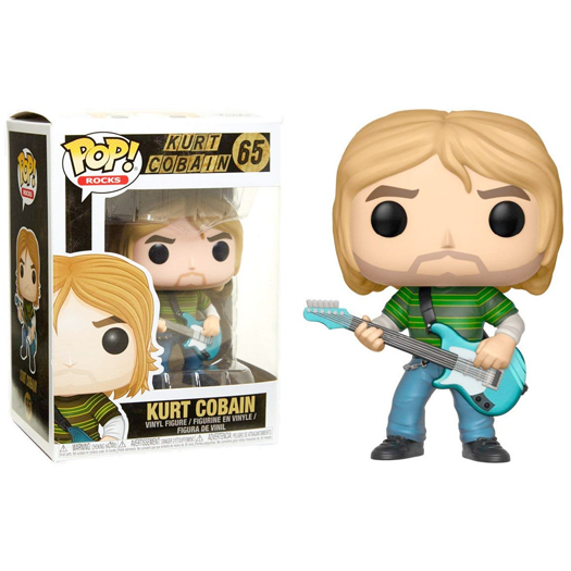 Funko Pop! Music - Kurt Cobain (Teen Spirit)