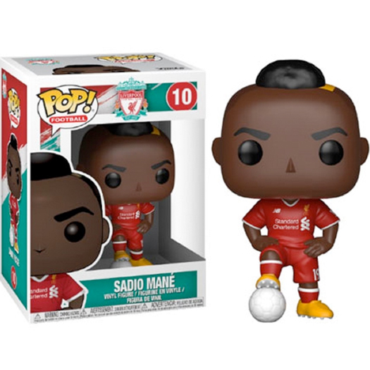 Funko Pop! Football Liverpool - Sadio Mane