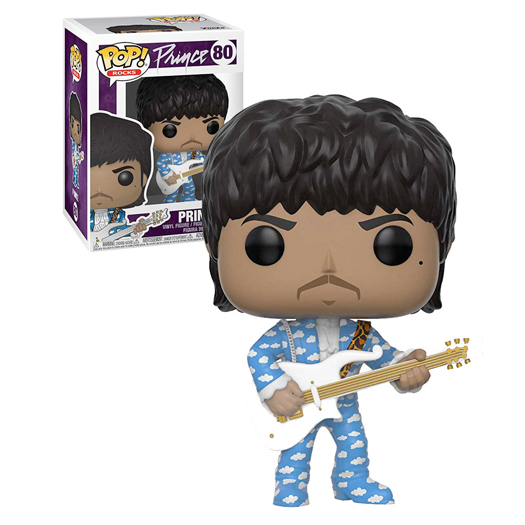 Funko Pop! Rocks Prince - Around The World In A Day