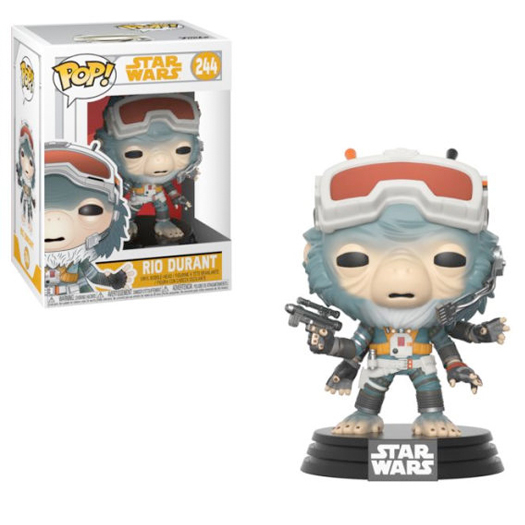 Funko Pop! Star Wars Solo - Rio Durant