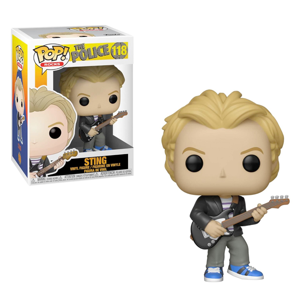 Funko Pop! Music The Police - Sting