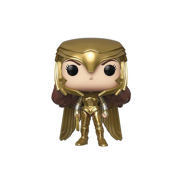 Funko Pop! Heroes DC Wonder Woman S4 - Wonder Woman Gold Armour