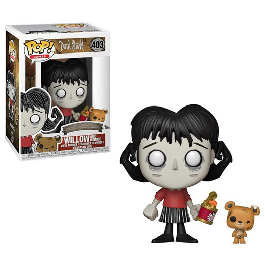 Funko Pop! Games Don't Starve - Willow And Bernie
