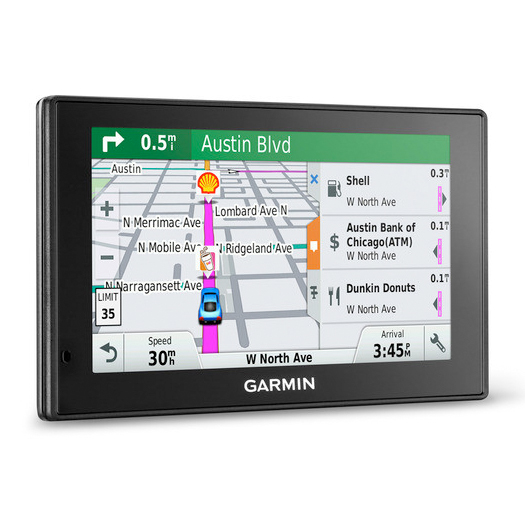 Garmin DriveSmart 60LMT Open Box