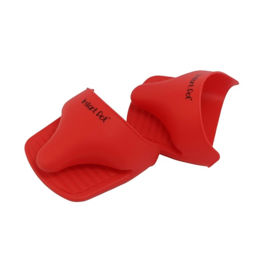 Instant Pot Silicone Mini Mitts Red (Set of 2)