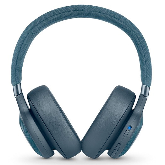 Jbl E65btnc Wireless Noise Cancelling Headphones Blue Macnificent Online South Africa