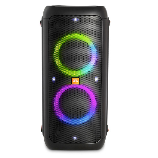JBL PartyBox 300 Portable Bluetooth Speaker With Light Effects Black