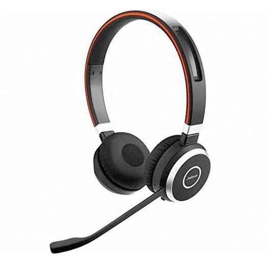 Jabra Evolve 65 Wireless Headset With Mic (UC Stereo)