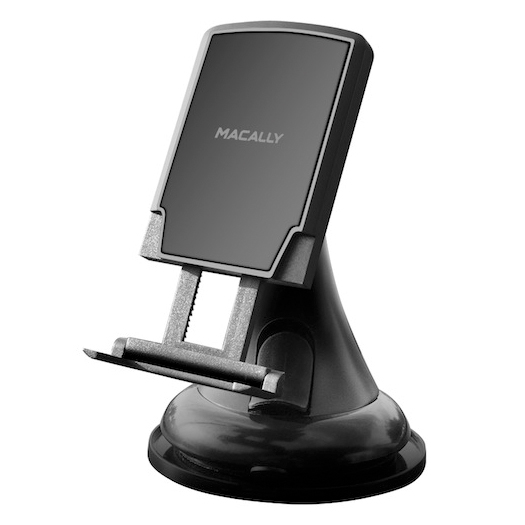 Macally Magnetic Car Windshield And Dashboard Mount For iPhone