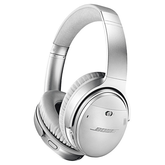 Bose QC 35 Wireless Headphones II Silver
