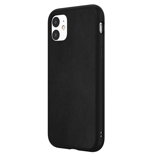 Rhinoshield SolidSuit Case For iPhone 11 Black Leather