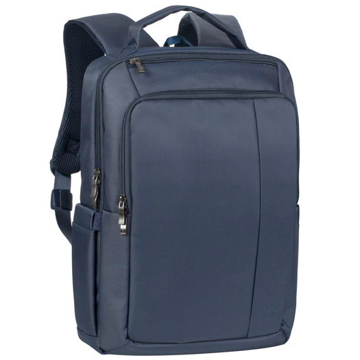 Rivacase Laptop Backpack For Laptops Up To 15.6 inch Blue