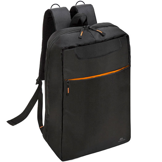 Rivacase Grand Backpack For Laptops Up To 17.3 inch Black
