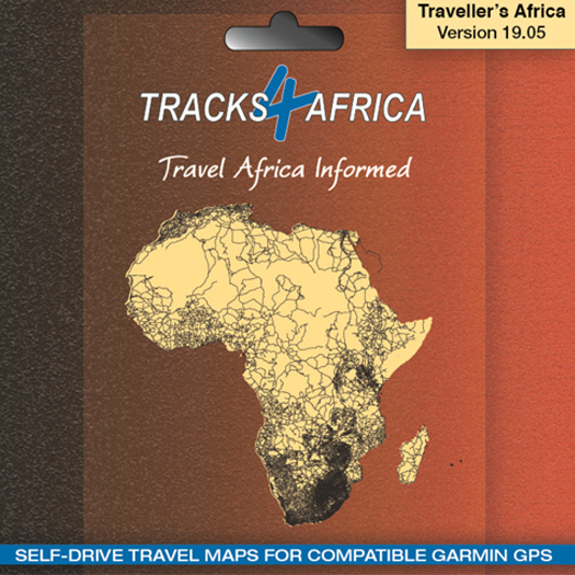 Tracks 4 Africa (Version 19.05)