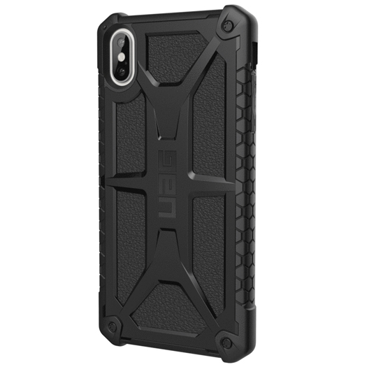UAG Monarch Case For iPhone Xs Max Black/Black