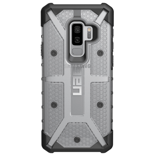 new product 1ef9d f3501 UAG Plasma Case For Galaxy S9+ Ice Clear