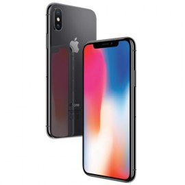 Apple iPhone X Space Grey 1