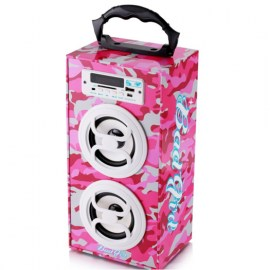 Bad Girl Kube Speaker