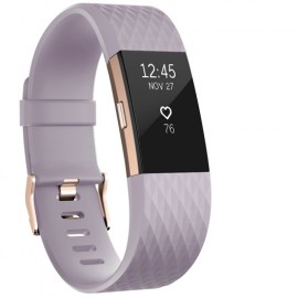 Fitbit Charge 2 Lavender Rose Gold 1