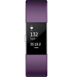 Fitbit Charge 2 Wristband Plum 2