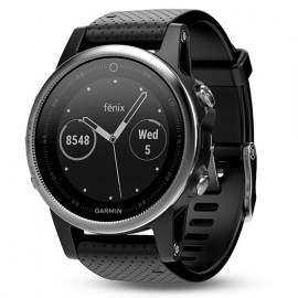 Garmin Fenix 5S Silver With Black Band.jpg