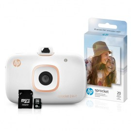 HP Sprocket White