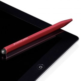 Just Mobile AluPen Pro Stylus With Pen Red_2.jpg
