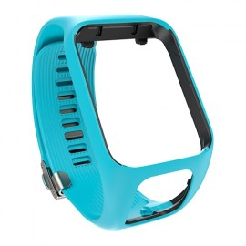 TomTom Premium Watch Strap For Various Models Large Scuba Blue.jpg