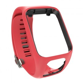 TomTom Premium Watch Strap For Various Models Small Red.jpg