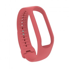 TomTom Strap For Touch Fitness Tracker Small Coral Red_1.jpg