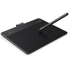 Wacom Intuos Comic Pen  _  Touch Tablet Small Black_2.jpg