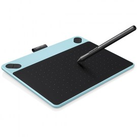 Wacom Intuos Draw Pen Tablet Small Mint Blue_2.jpg
